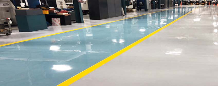 ZBS SOLVENTLESS EPOXY PAINT AND FLOOR COATING