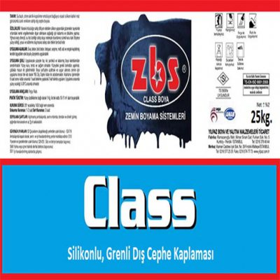 ZBS SILICONE GRAIN EXTERIOR COATING